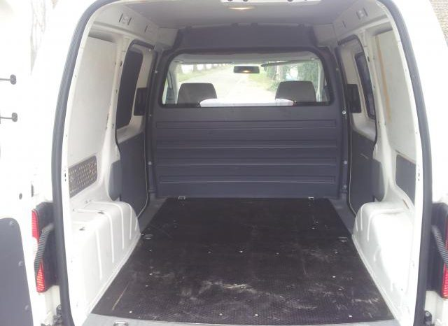 VW Caddy 4 motion full